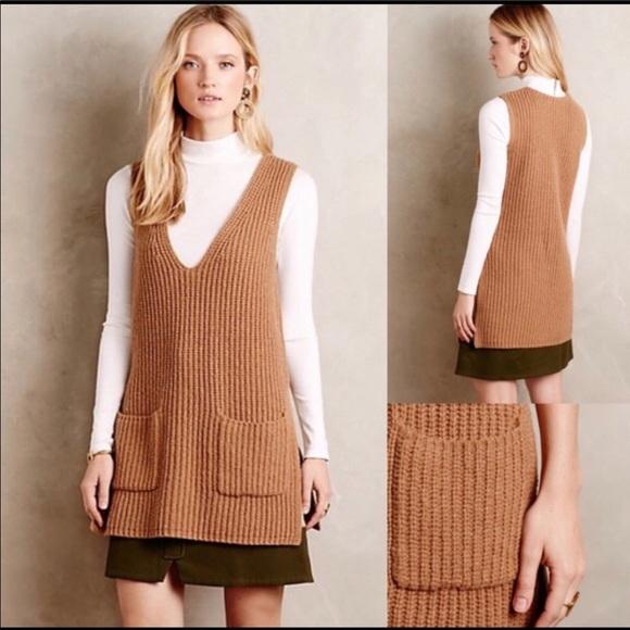 Anthropologie Dresses & Skirts - 👢Anthro Sweater Dress Tunic👜🧣